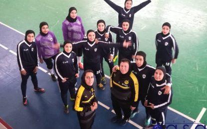 زارع: رضایت ۱۲ تیم را برای حضور در لیگ فوتسال بانوان جلب کردیم