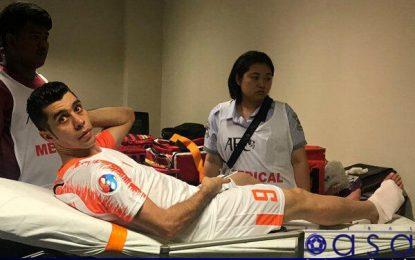 بازگشت بازیکن تیم فوتسال مس به تهران در کوران جام باشگاههای آسیا