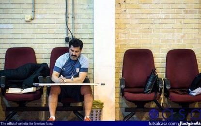 دلایل برپایی اردوی تیم ملی فوتسال از زبان ناظمالشریعه؛ از ایجاد انگیزه تا نشان دادن مسیر