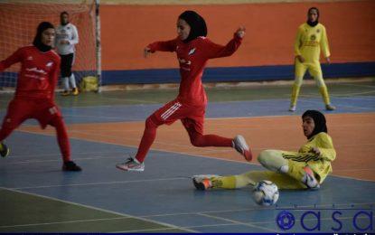 نتایج هفته دوازدهم لیگ برتر فوتسال بانوان / برد میلیمتری پالایش نفت آبادان