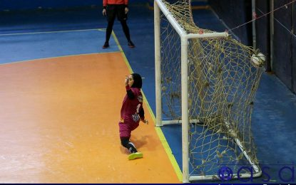 گزارش تصویری دیدار هیات فوتبال خراسان رضوی و نامی نو اصفهان