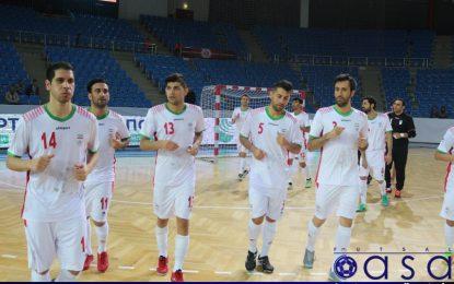 اعلام جدیدترین رنکینگ تیمهای ملی فوتسال جهان / سقوط دو پلهای تیم ملی فوتسال ایران در رنکینگ جهانی