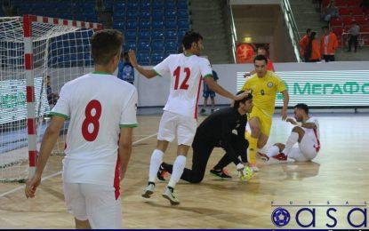 گزارش تصویری دیدار تیم ملی ایران و تیم ملی قزاقستان