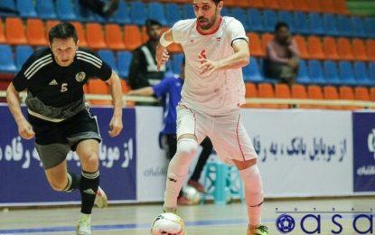 سنگ سفیدی: شمس وقتی سرمربی تیم ملی فوتسال شد، بازیکنان را تغییر دهد