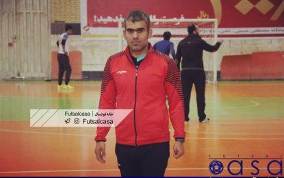 مربی سابق منصوری و میثاق و تیمهای ساوه در اراک / علی همتی به کادر فنی آلومینیوم اراک اضافه شد