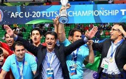 علی صانعی: هدفمان قهرمانی دوباره تیم فوتسال جوانان در آسیا است/ برای حضور شاندیزی در کادرفنی یکسری مشکلاتی وجود دارد