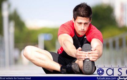 ورزش و تندرستی را سه شنبه ها در خانه فوتسال پیگیری کنید/ چگونه سخت تمرین کنیم و از آسیب ديدگي در امان بمانیم
