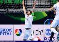 ملی پوش فوتسال ایران با یک بازی از تیم پراک مالزی جدا شد