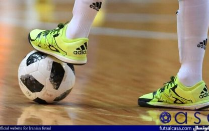فودکای تهران دومین تیم راه یافته به لیگ برتر فوتسال