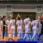 تیم ملی ایران ترکمنستان 22