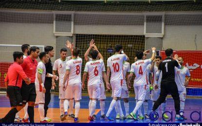 مسابقات فوتسال قهرمانی آسیا ؛ زمان جدید AFC به فوتسال برای اعلام اسامی ۲۵ بازیکن