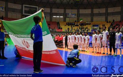 رده نخست آسیا و ششم جهان همچنان در اختیار ملی پوشان ایرانی