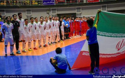 پرهیزگار: ایران آمادگی میزبانی از جام ملتهای فوتسال آسیا را دارد