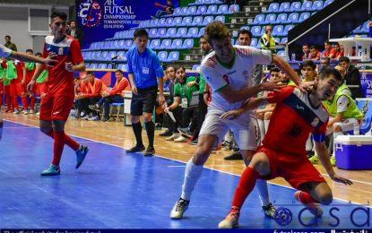 افزایش شانس میزبانی ایران در جام ملتهای فوتسال آسیا