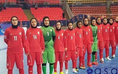 برگزاری احتمالی اردوهای تیم ملی فوتسال بانوان