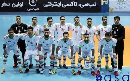 احتمال طرح درخواست ایران برای تعویق دوباره مسابقات فوتسال قهرمانی آسیا