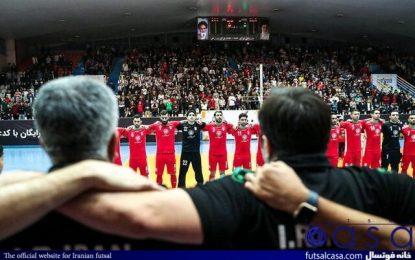 پیشنهاد ناظم الشریعه: برگزاری اردوی تیم ملی فوتسال در تعطیلات نیم فصل لیگ برتر