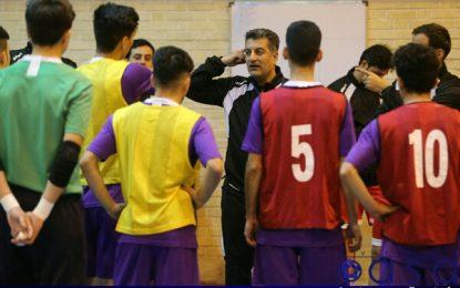 بازیکن از خارج ایران هم پیشنهاد شد؛ صانعی: نام تیم ملی «ب» فوتسال حساسیتبرانگیز است
