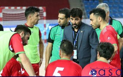 ناظم الشریعه: بهترین بازیکنان لیگ را به تیم ملی دعوت کرده ایم
