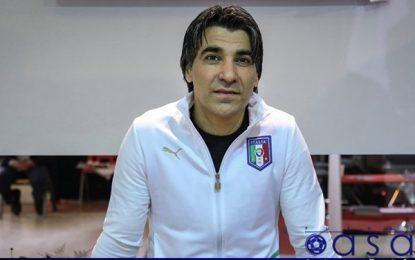 شمسایی: فوتسال برای فدراسیون فوتبال آبروداری کرده است/ از ورزش کردن لذت میبرم