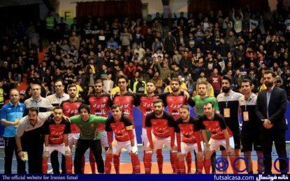 برزیلیهای تیم فوتسال گیتی پسند همچنان در ایران!
