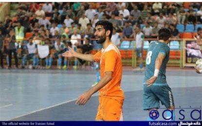 بازیکن مسسونگون: تمام تیم های آسیایی در حال پیشرفت و به دنبال جایگاه فوتسال ایران هستند
