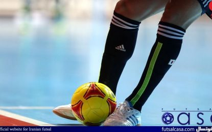 بازیکن گیتی پسند در یک قدمی تیم فوتسال اسپانیایی