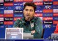 ناظمالشریعه: رفتن «هاشمزاده» از تیم ملی فوتسال هنوز قطعی نیست