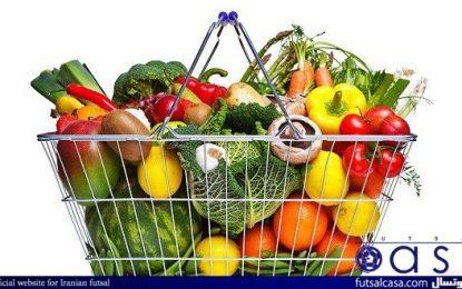 ورزش و تندرستی را سه شنبه ها در خانه فوتسال پیگیری کنید/ کدام میوه ها و مواد معدنی باعث افزایش رشد عضلات می شوند؟