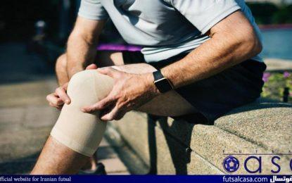تندرستی در خانه فوتسال ورزش و تندرستی را سه شنبه ها در خانه فوتسال پیگیری کنید/١٠ آسيب تمرينات معمولي و راههاي پيشگيري براي افراد نيمه حرفه اي (بخش دوم )