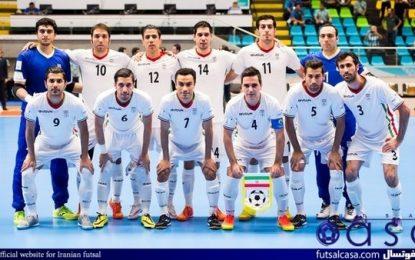 اولین اردوی تیم ملی فوتسال در سال جدید