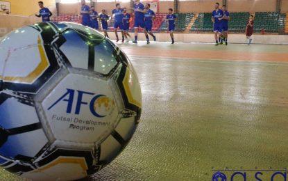 تمرینات تیم ملی فوتسال لغو شد