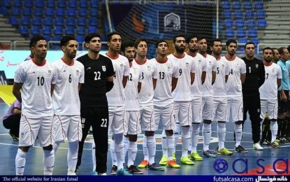 حضور تیمهای اروپایی در تورنمنت فوتسال جمهوری آذربایجان