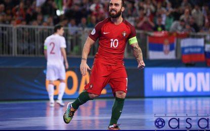 ریکاردینیو: انتظار توجه بیشتری از باشگاهم داشتم/امیدوارمتا پورتو در فوتسال تیمداری کند