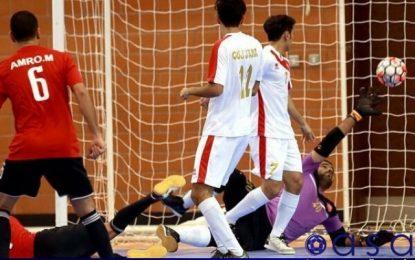 اعتراض باشگاه الغرافه به قهرمانی الریان در لیگ فوتسال قطر