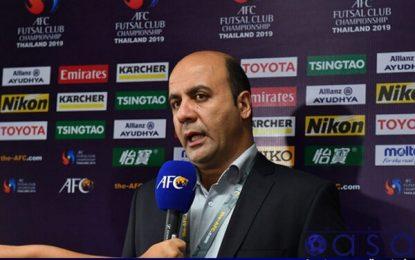 تقی پور: از چند تیم فوتسال پیشنهاداتی را دریافت کرده ام/ مس سونگون و گیتی پسند بازیکنان بزرگی دارند