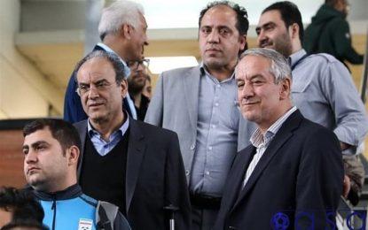 ماجرای حضور مدیر محروم فوتبالی در باشگاه معروف فوتسال/ ترابیان: این خبر اصلاً درست نیست