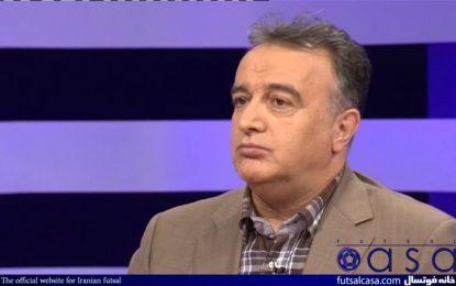 سرمربی تیم ملی فوتسال «ب» مشخص شد