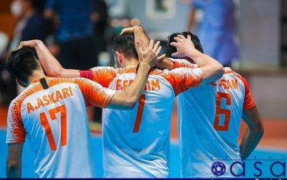 تعویق مسابقات فوتسال قهرمانی باشگاههای آسیا