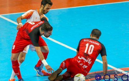 مخالفت باشگاه گیتی پسند اصفهان با شروع لیگ برتر فوتسال از مهرماه