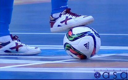 فولاد سیرجان ایرانیان در لیگ دسته یک فوتسال تیم داری میکند