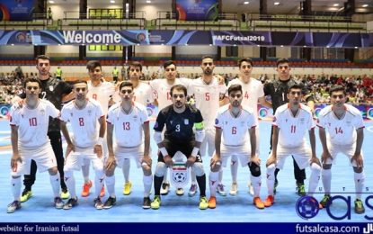 کادر فنی تیم ملی فوتسال «ب» هفته آینده مشخص می شود
