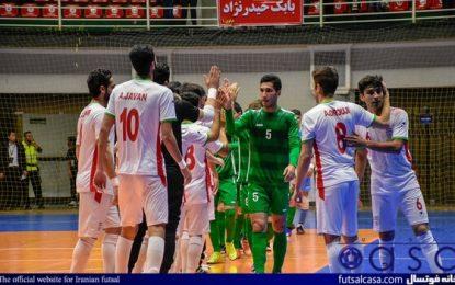 خبری از تیم جوانان نیست؛ اسامی کشورهای شرکت کننده در تورنمنت فوتسال ایران مشخص شد