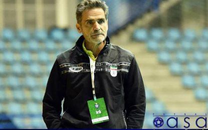 مربی اسپانیایی تیم ملی فوتسال در راه ایران