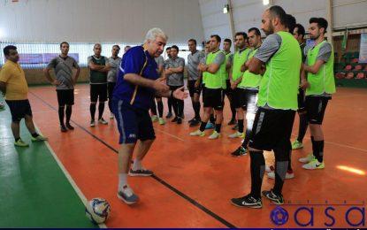 شمس: کاش «حیدریان» به عنوان مدیرفنی تیم ملی فوتسال انتخاب میشد/ مسولین برگزارکننده فینال لیگ برتر مقصر اصلی حواشی هستند