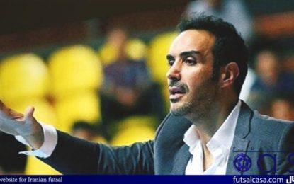 ناصری: نمیگذارند فوتسال یک روز بدون حاشیه داشته باشد/هیچ کجای دنیا تیم ملی ب و ج وجود ندارد