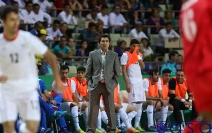 بزرگترین دغدغه سرمربی تیم ملی فوتسال قبل از جام ملتهای آسیا