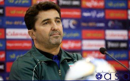 ناظم الشریعه: اعزام تیم به ازبکستان با ترکیب اصلی هنوز قطعی نشده است