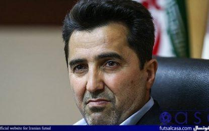 ناظم الشریعه: کرونا تاثیری در برگزاری یا عدم برگزاری لیگ برتر فوتسال ندارد/ آقایان با این تصمیم دارند فوتسال ایران را نابود میکنند