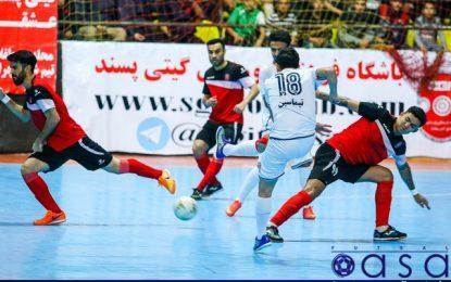 «فردوس» نماینده قم در لیگ برتر فوتسال شد